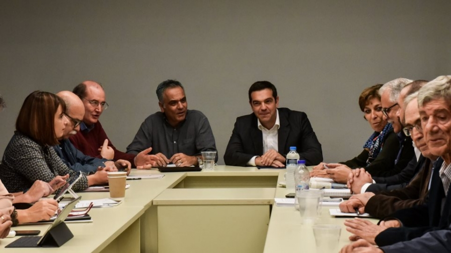 SYRIZA shapes strategy ahead of 7 July general election
