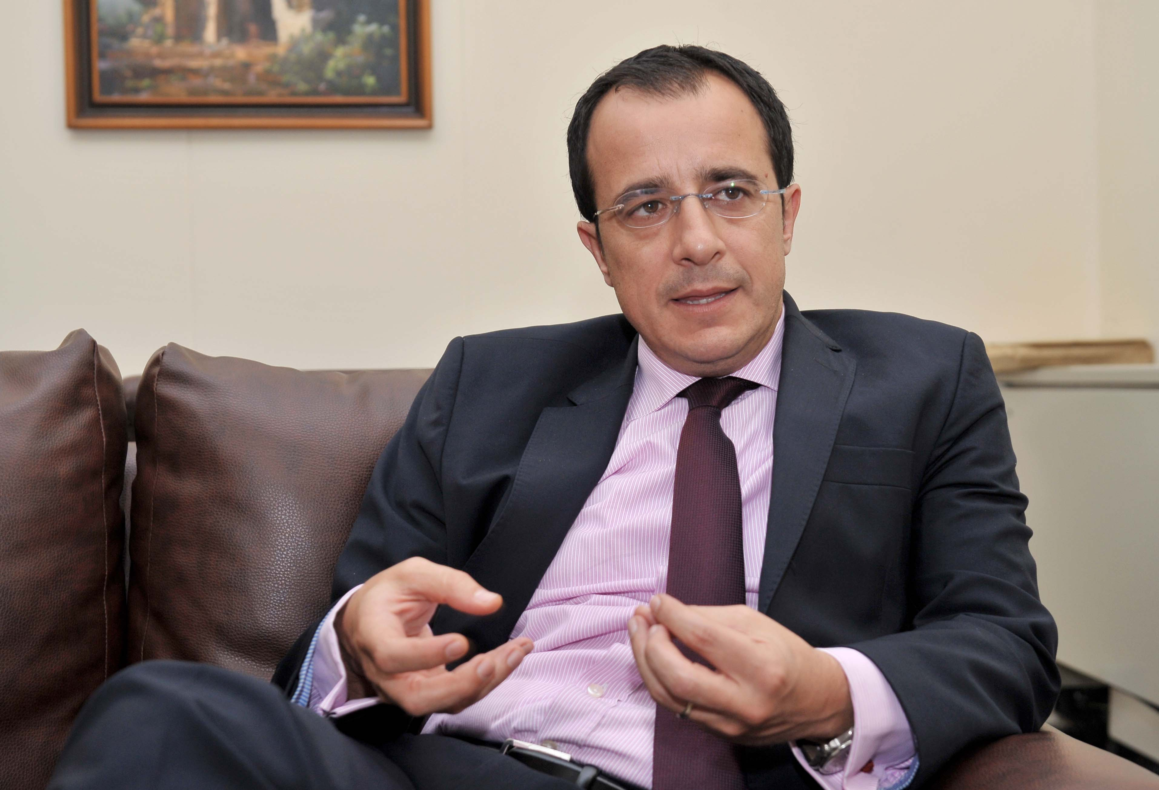 Cypriot Foreign Minister: Perhaps the Commission's most critical report on Turkey since 2005