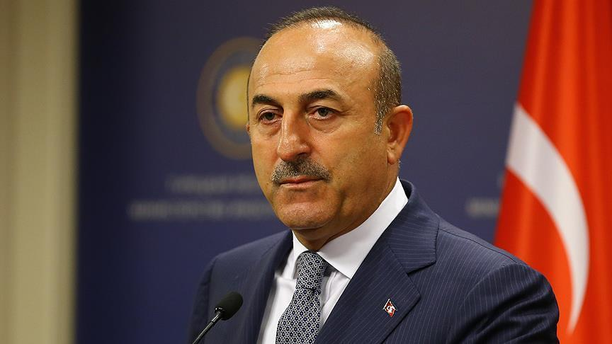 "Cavusoglu insists on a ""Turkish"" minority in Thrace"