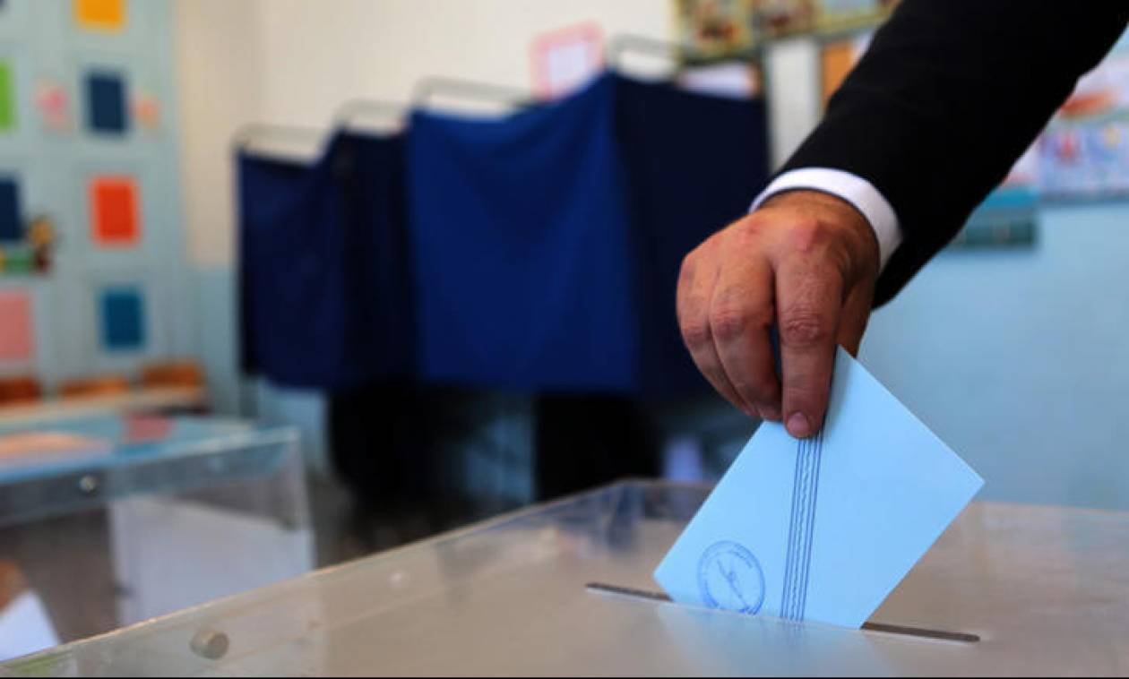 New Democracy backs winning candidates in local elections