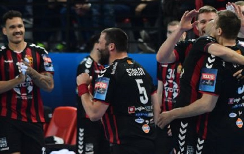 Vardar wins Champions League title in handball