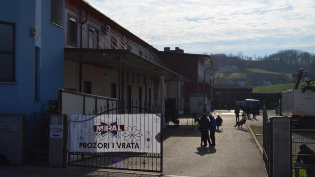 Νew incident with migrants in Western BiH