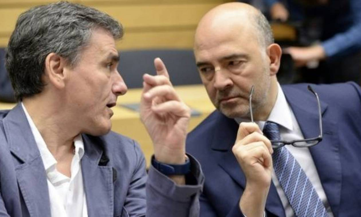 Commission's report and… Tsakalotos' answer