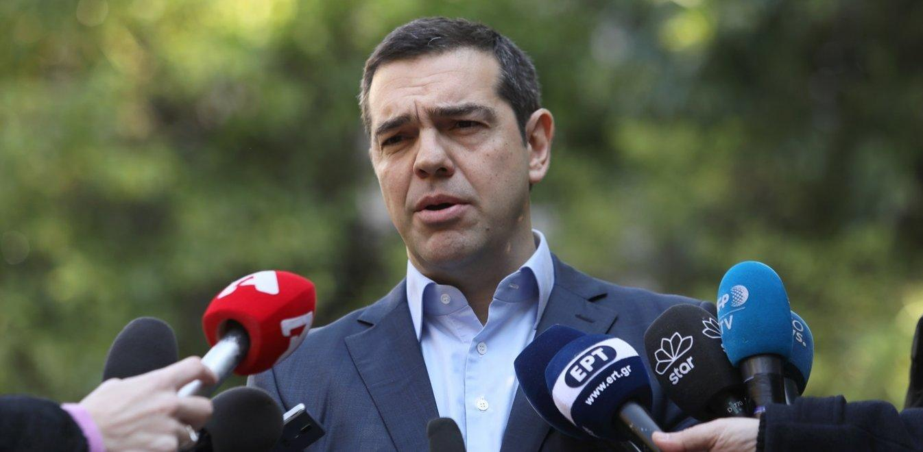 Tsipras: The extreme circles in Brussels has whetted their appetite for a return to austerity