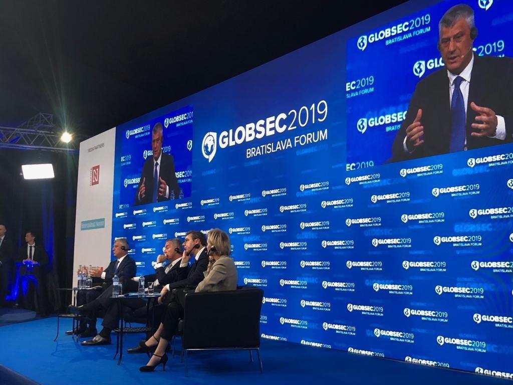 President Thaçi: Dialogue has no alternative, to continue unconditioned
