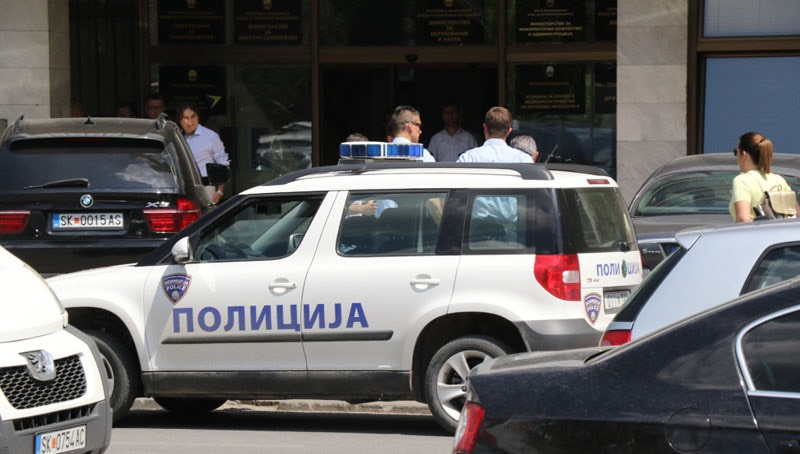 Senior government official in North Macedonia arrested