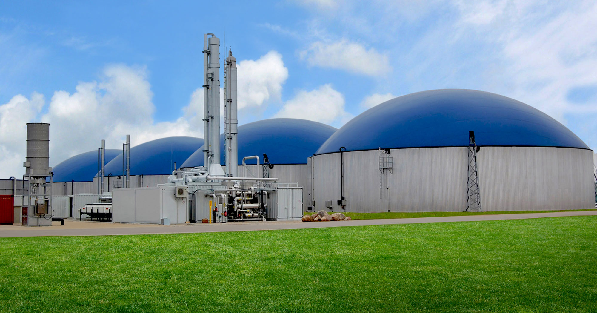 Europe's largest biogas plant is in the Balkans
