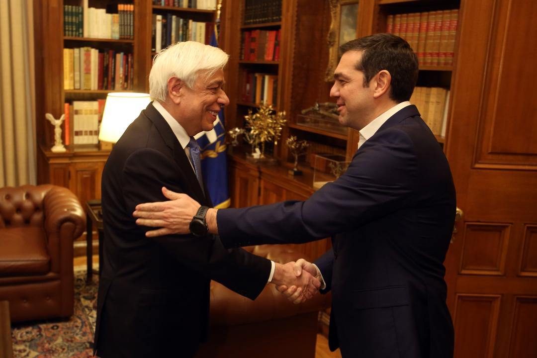 And officially, on July 7 the elections in Greece