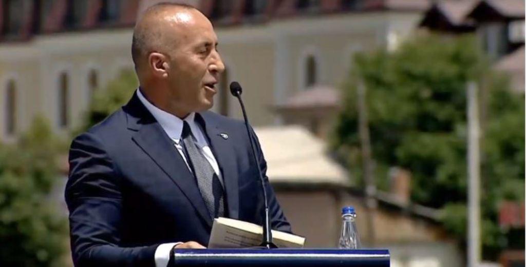 Kosovo's Haradinaj calls on Serbia for reconciliation