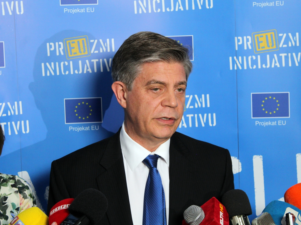 BiH state level government must be established without conditions, Lars-Gunnar Wigemark says