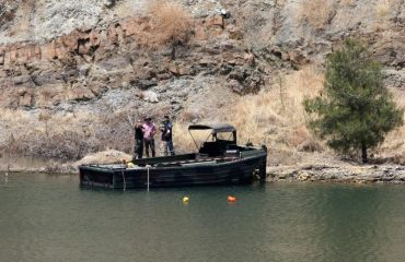 The serial killer's victims have been found: The body of young Sierra was found in Lake Memi