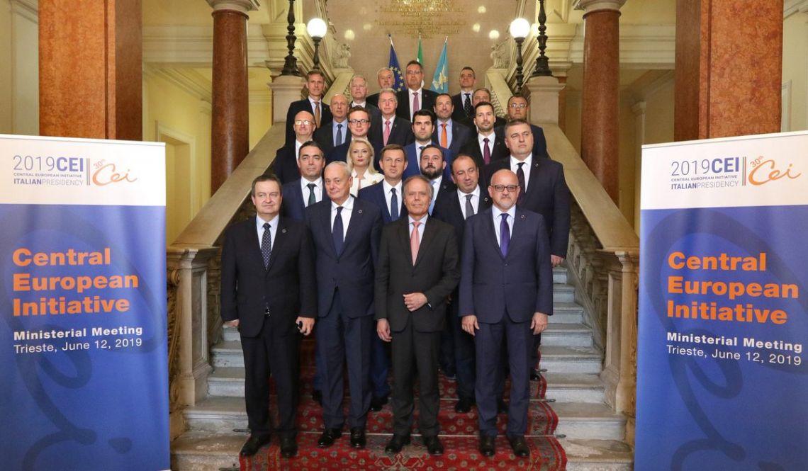 Montenegro takes over CEI presidency next year