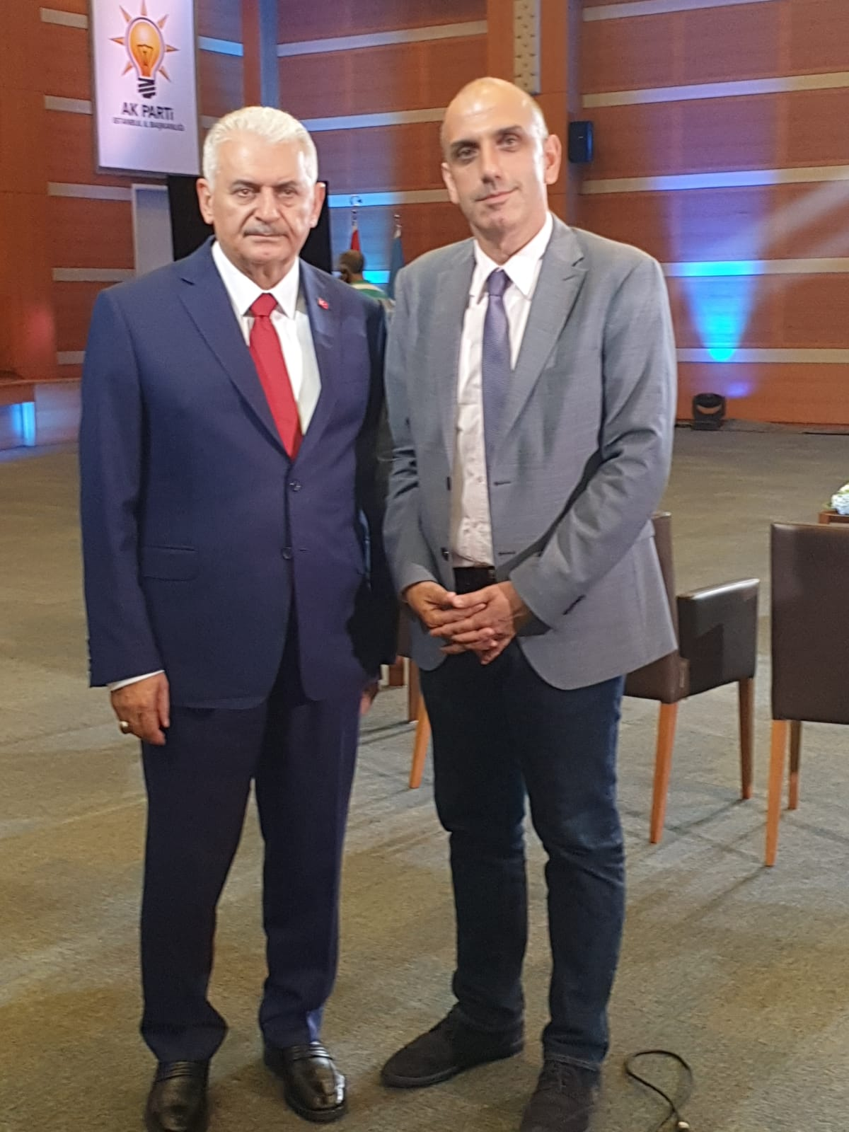 Exclusive statements by Binali Yildirim to IBNA