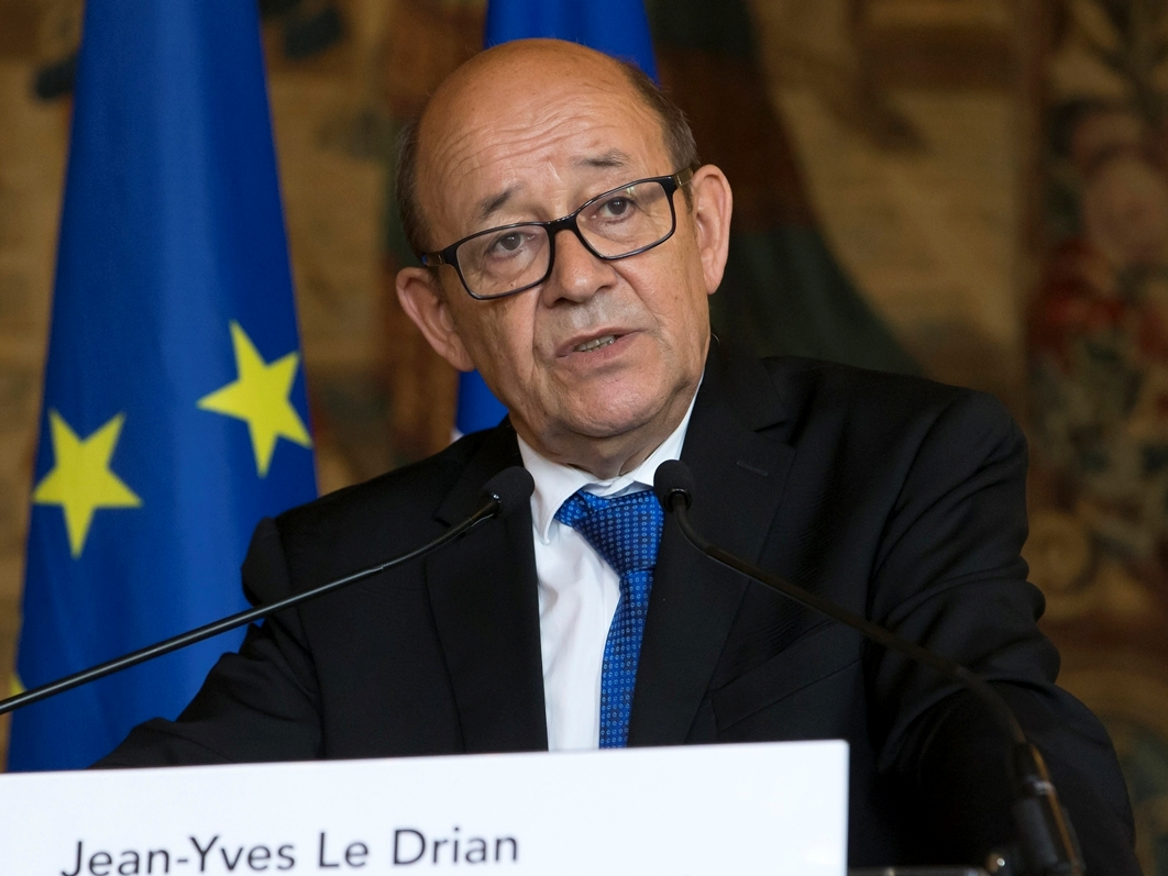 French Foreign Minister: There is no provision for installing a French base in Cyprus