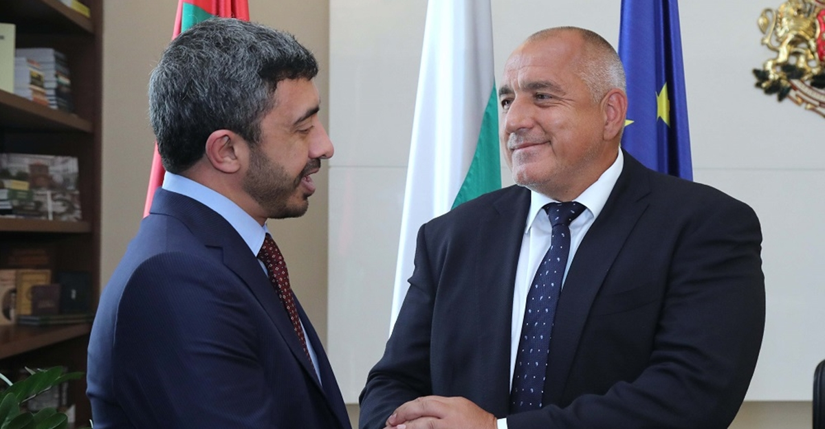 United Arab Emirates opens embassy in Bulgaria's capital Sofia