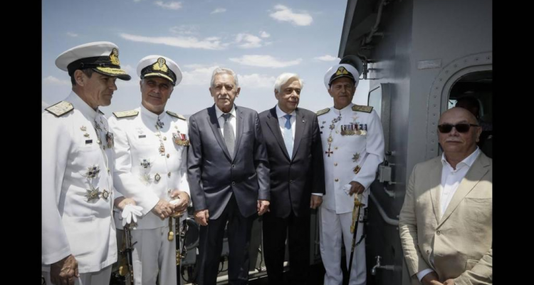 Greek President: The faithful observance of International Law is the base for friendship and good neighbourliness