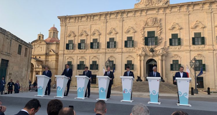 The Valletta Declaration
