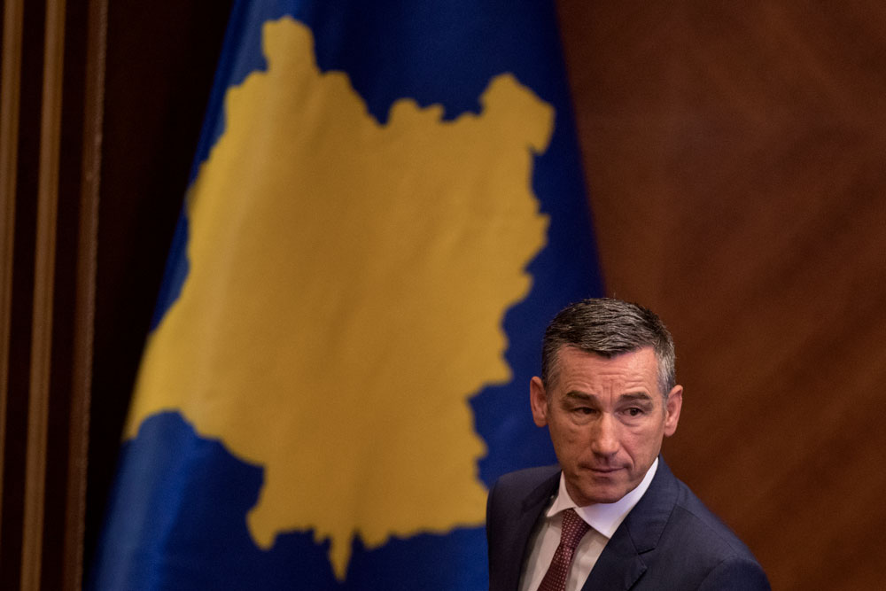 Ruling party in Kosovo confirms current leader