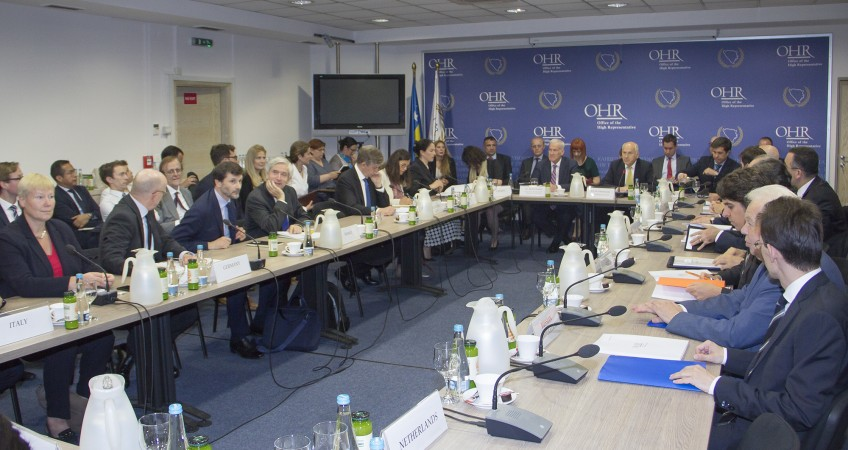 PIC Steering Board emphasizes the necessity of reforms in BiH