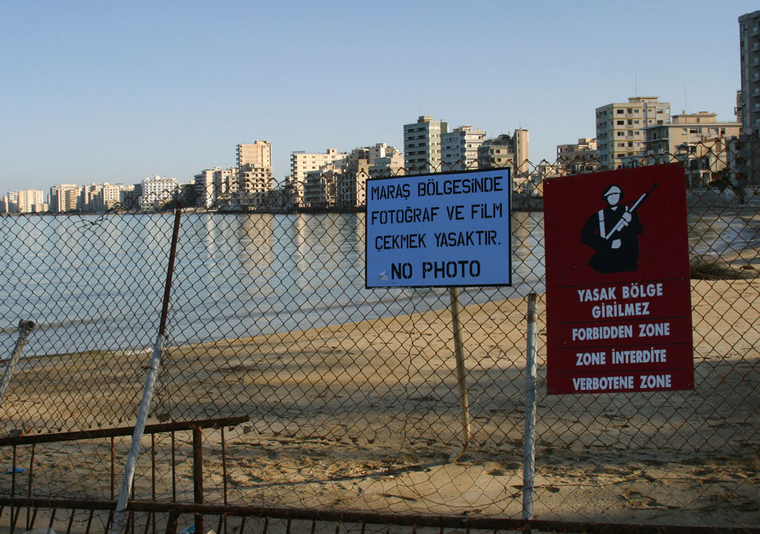 Turkish Cypriots bring back the issue of the opening of Famagusta with a new… study