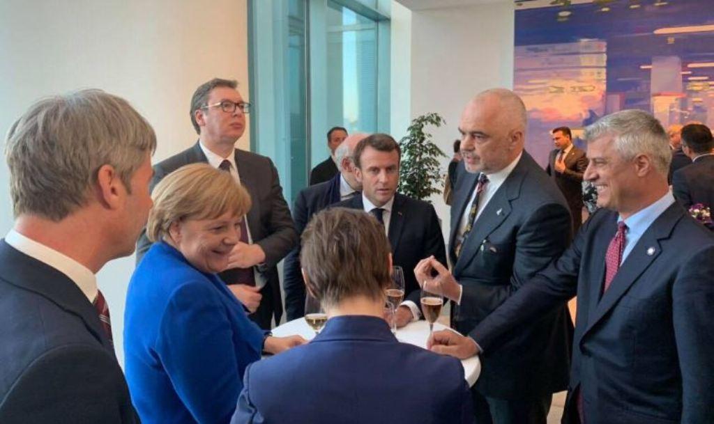 Paris summit may not take place