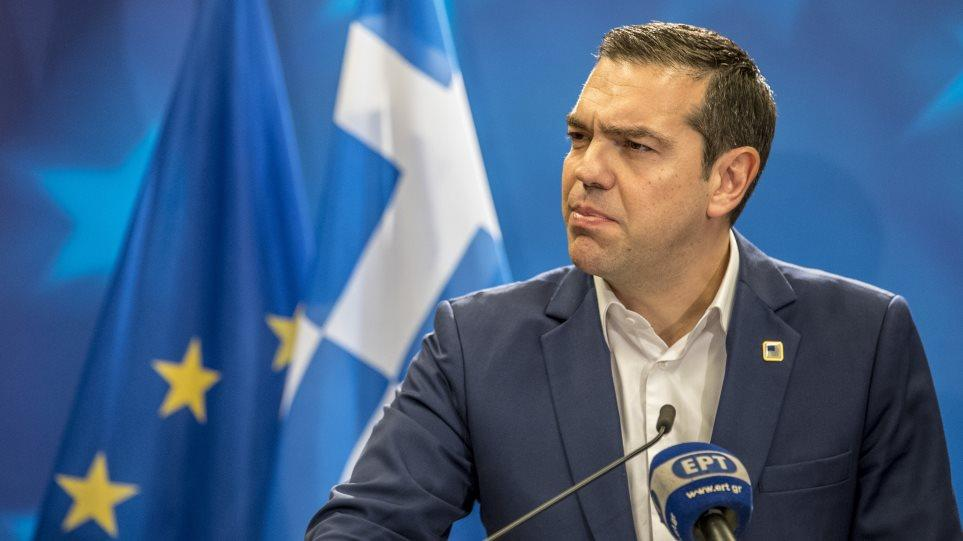 The two pieces of good news for Al. Tsipra from the Summit