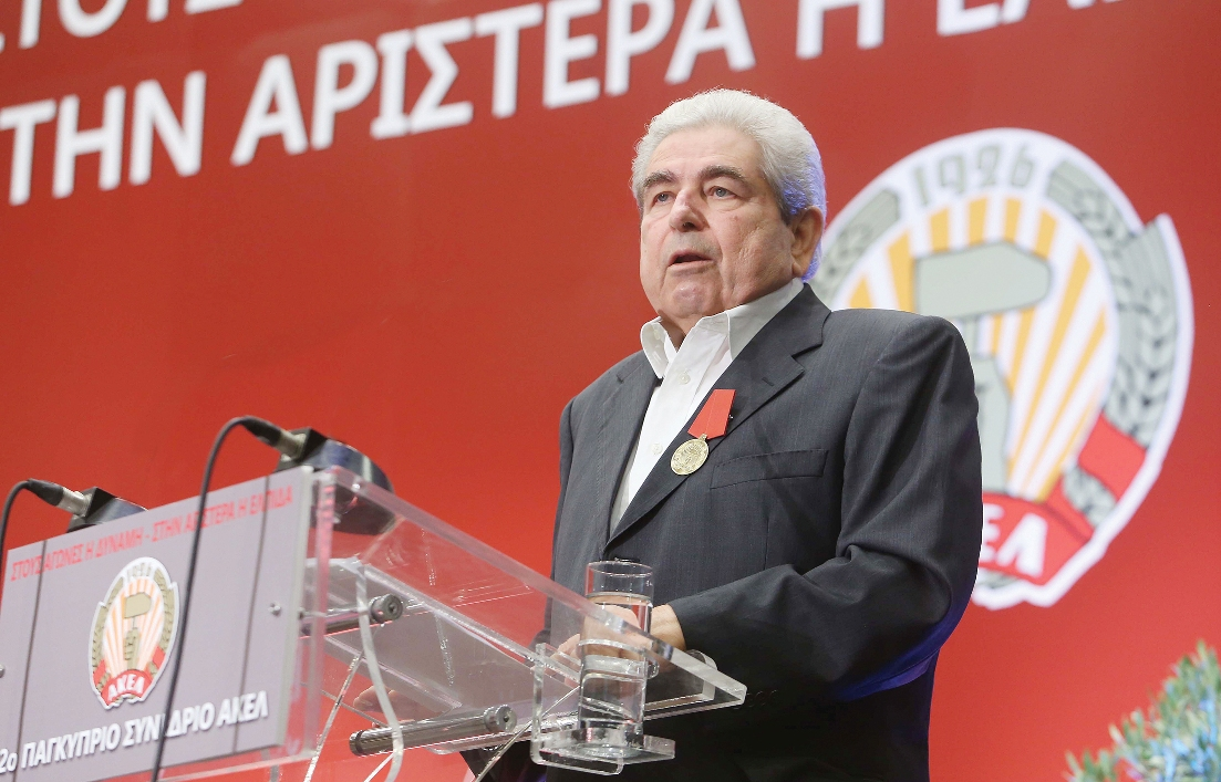 Βook of condolences for D. Christofias, what Nicos Anastasiades said