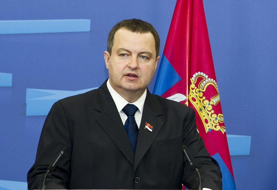 Belgrade is not the obstacle for dialogue, Dacic says