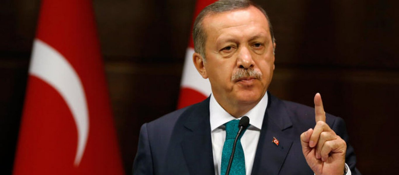 We will continue with our drilling, Erdogan's answers to Tsipra