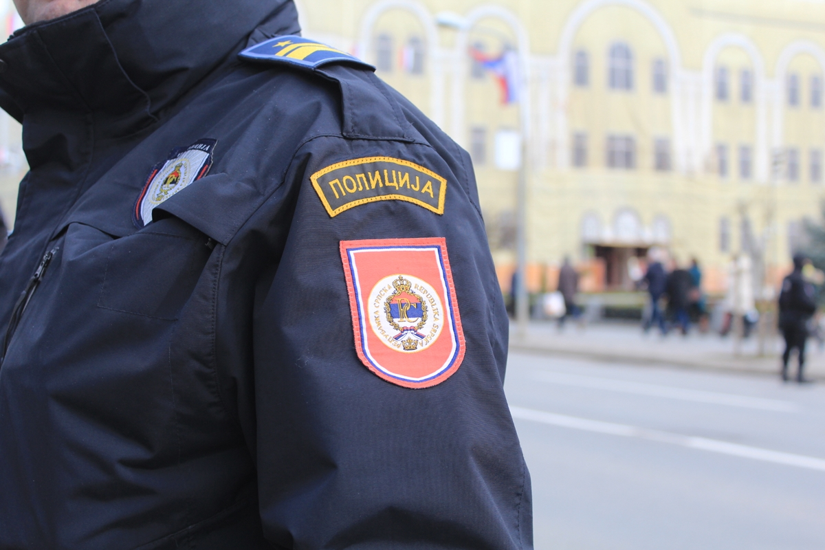 Republika Srpska will not have auxiliary police forces