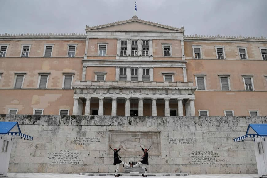 The puzzle of an idle pre-election period in Greece