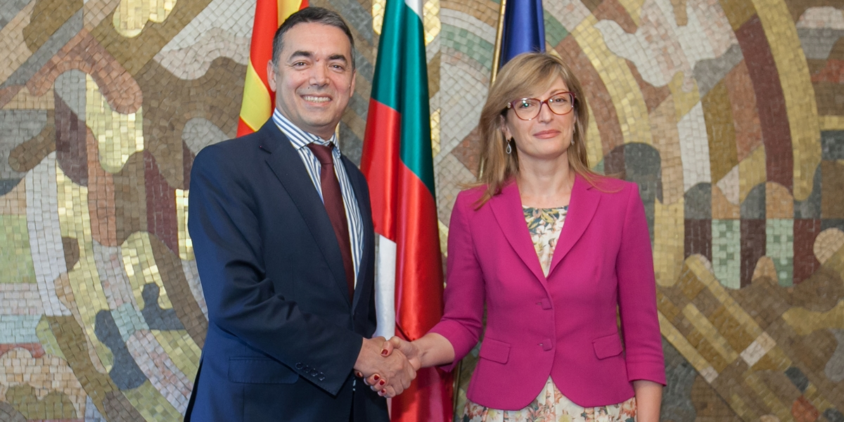 Foreign Minister of North Macedonia expects understanding with Bulgaria on history will be reached