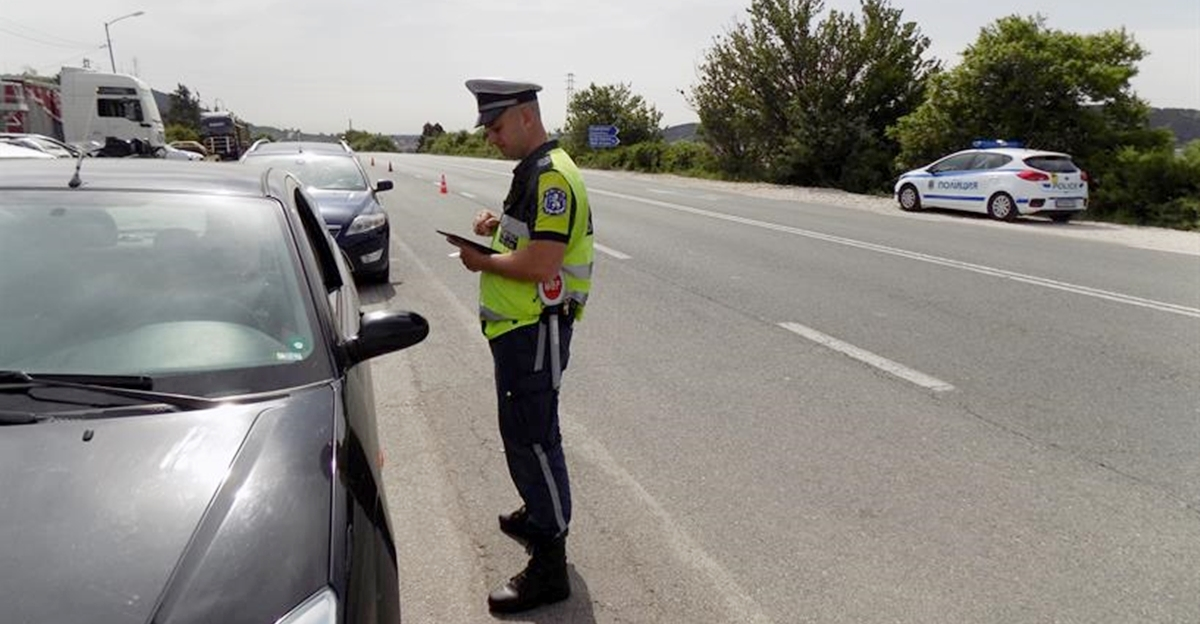 Joint Bulgarian-Romanian traffic police teams to patrol four districts in Bulgaria