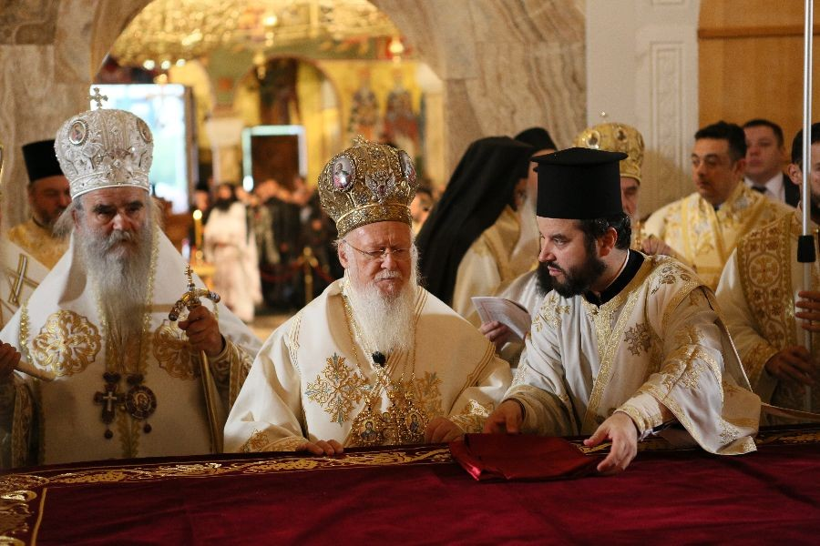 "Ecumenical Patriarch's letter on ""Montenegrin Orthodox Church"" leaked to the Media, Đukanović Cabinet did not receive it"