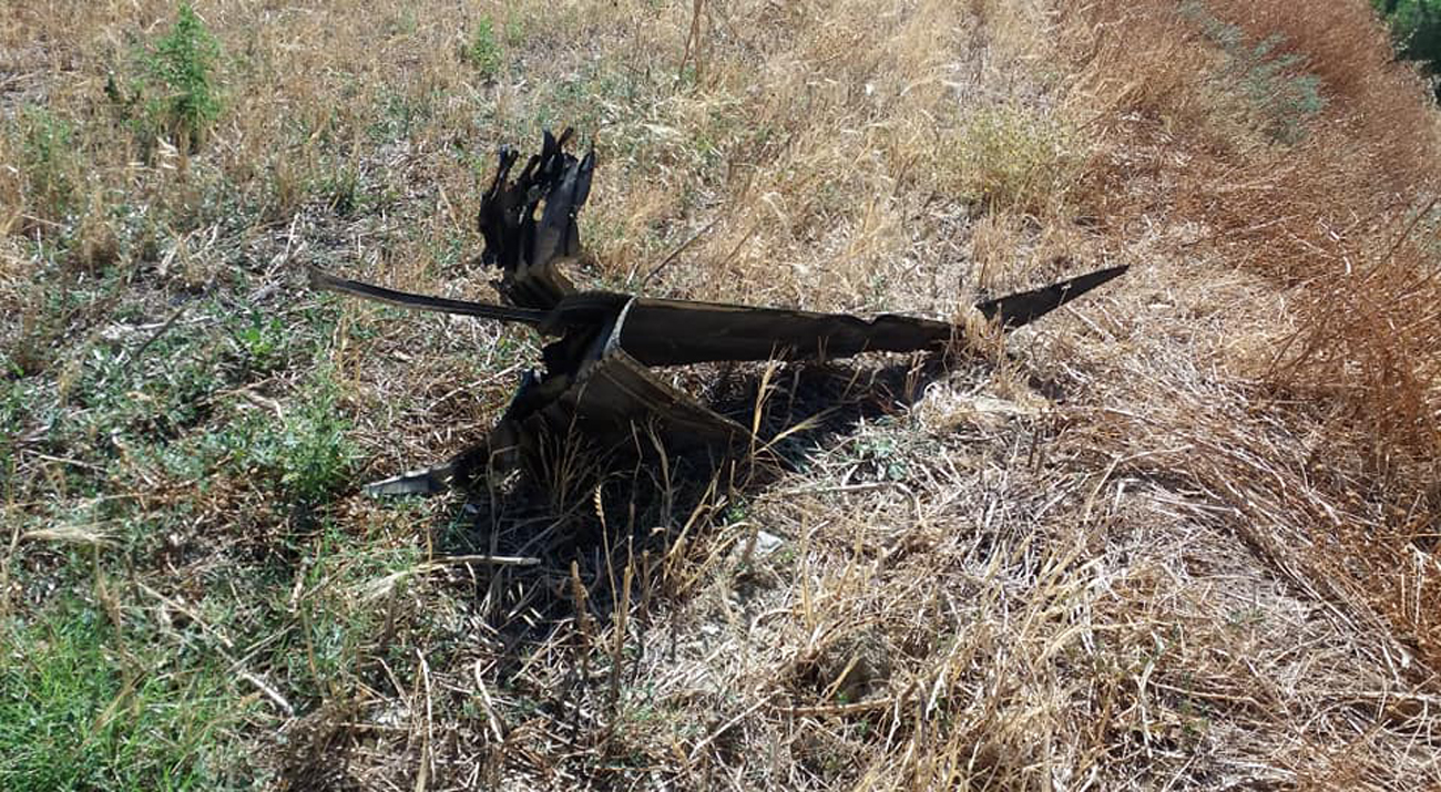 In the occupied part of Cyprus they estimate that the explosion was caused by a missile
