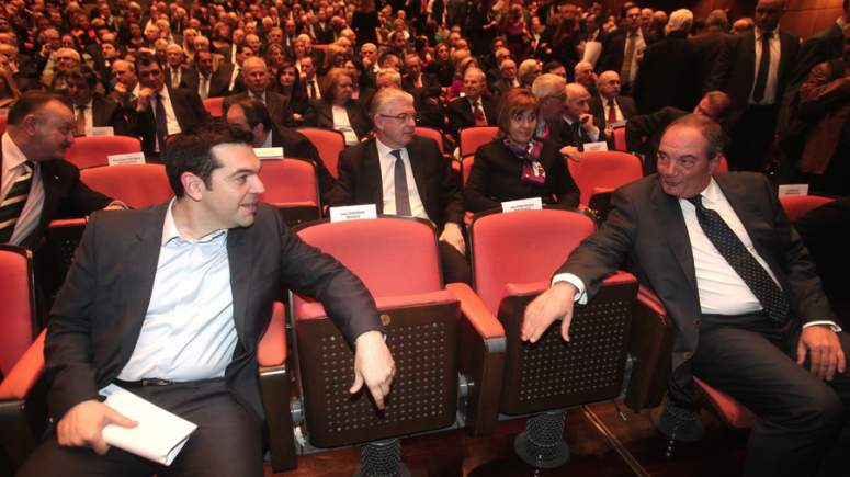 Karamanlis – Tsipras: the end of a political affair