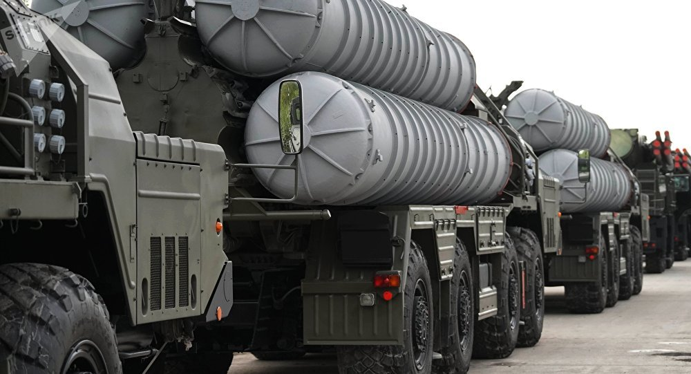 Turkish S-400 to be stored?