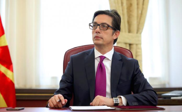 Pendarovski signs the renaming of the Army of the Republic of North Macedonia