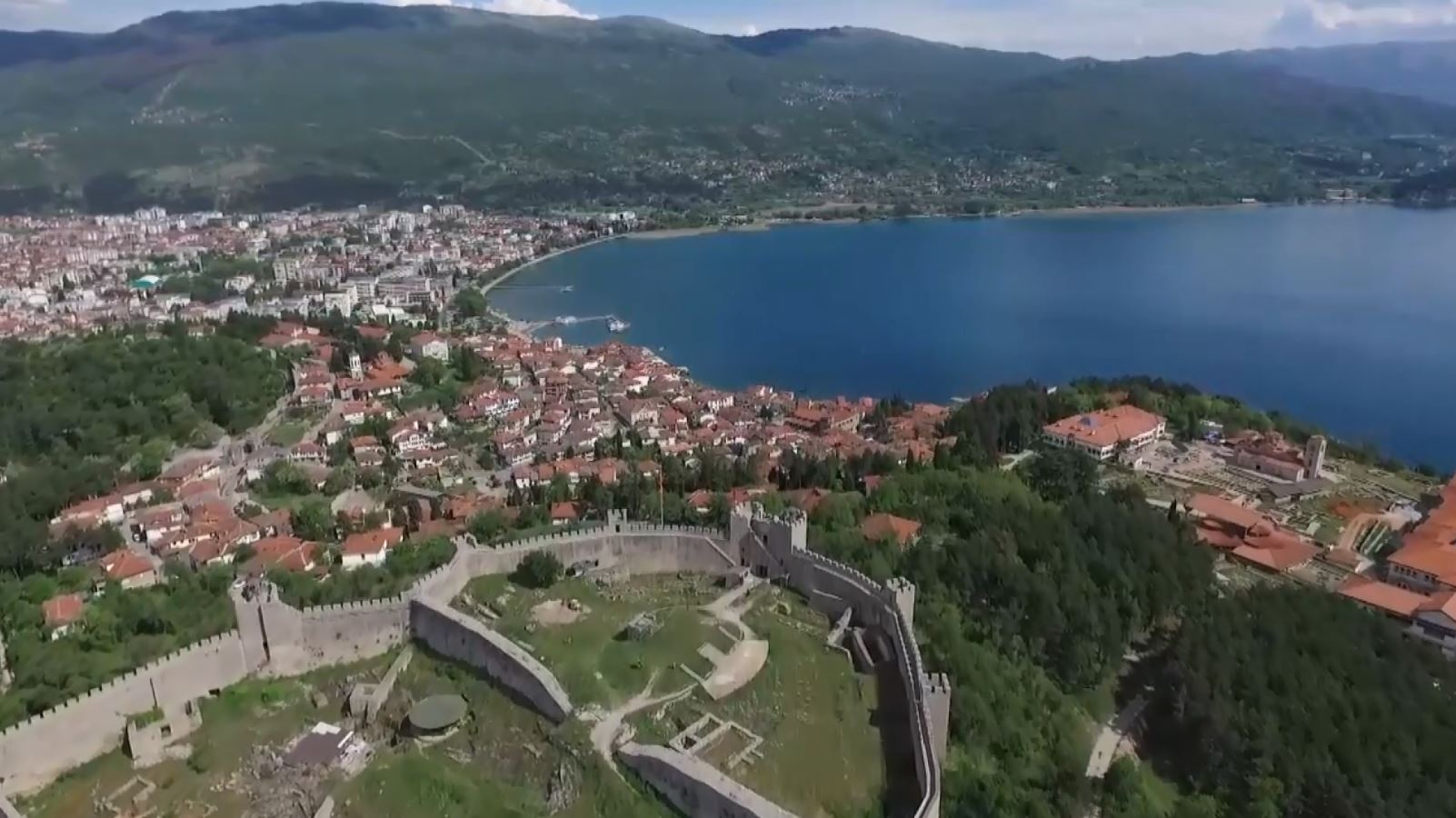 UNESCO warns authorities in Ohrid about illegal constructions