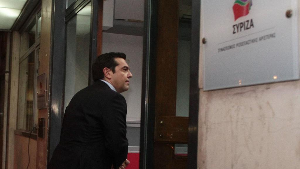 SYRIZA's time to reflect and plan its next day