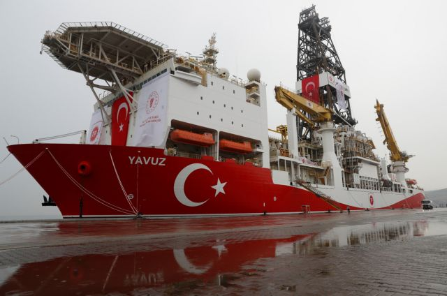 The US calls the the Turkish drilling in Karpasia a provocative step