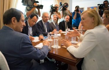 Anastasiades-Spehar meeting and Jane Lute's contacts on the Cyprus issue