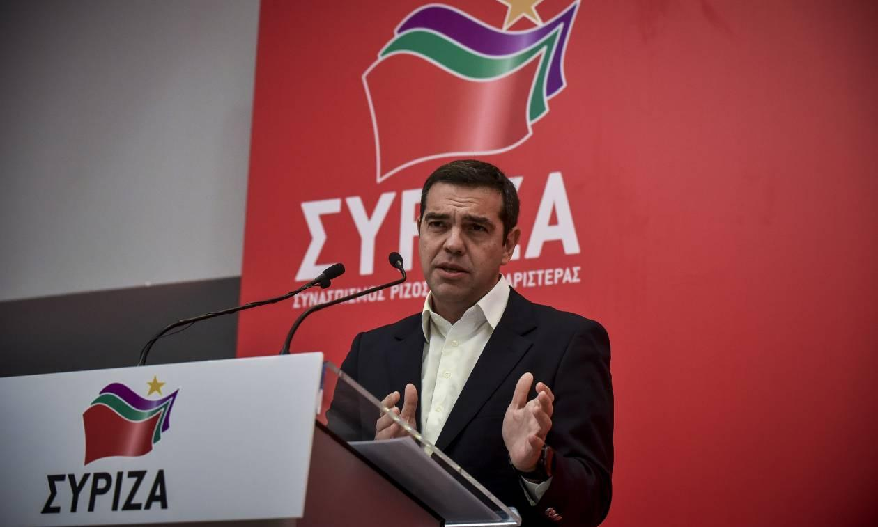 Quick steps for SYRIZA's reconstruction