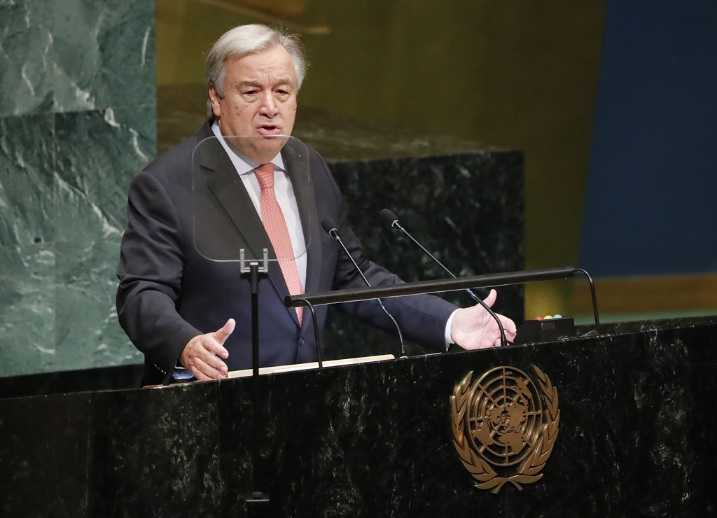 UN Secretary-General recommends extending UNFICYP's mandate until January 2020