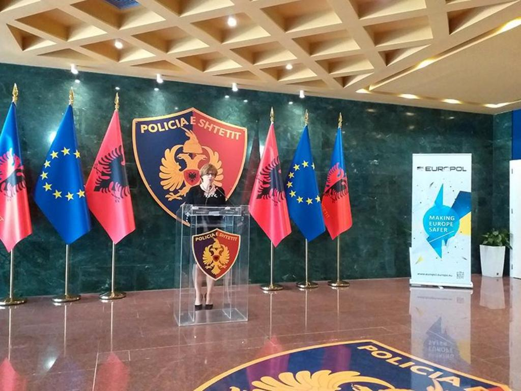 Tirana Hosts Europol's First Liaison Office In The Western Balkans