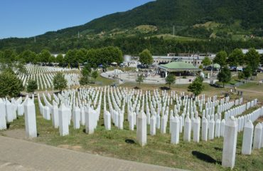 24 years since the Srebrenica genocide