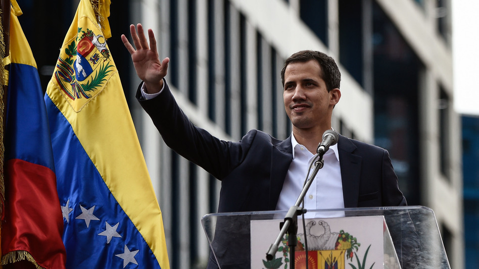Greece acknowledges Guaido as Venezuela's Transitional President
