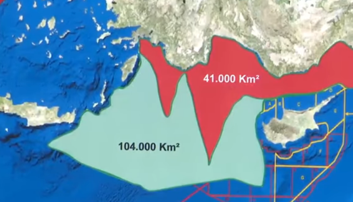 Kastelorizo: The focal point for the EEZ in the Aegean and Eastern Mediterranean