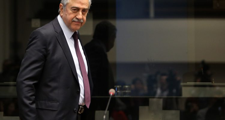 Akinci sends letter to Anastasiades on the natural gas, we will stop if you accept what Ankara says