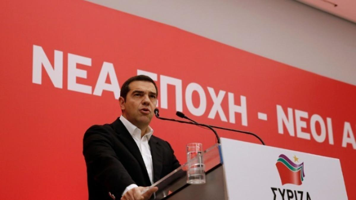 Tsipras on collision course with intra-party rivals over SYRIZA future